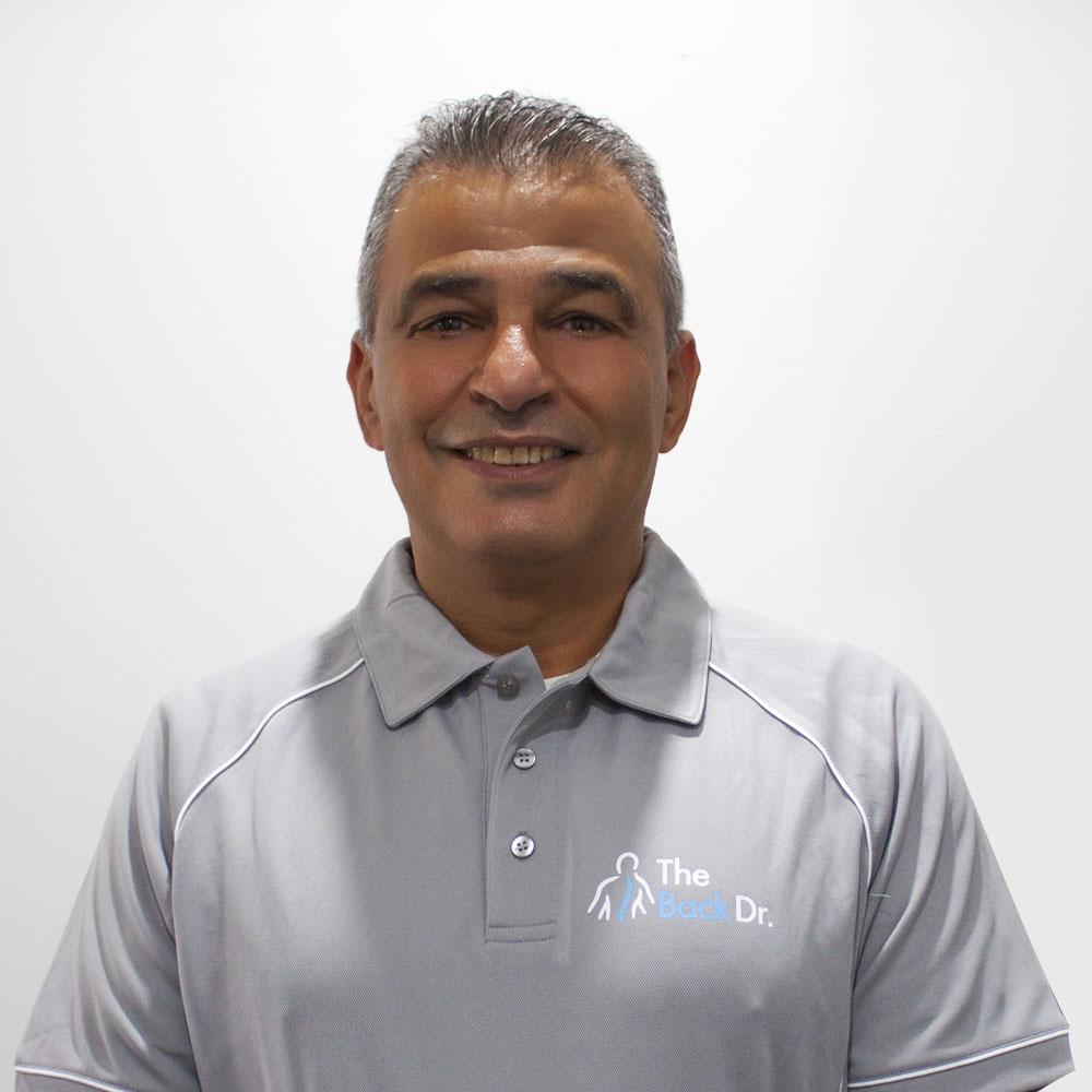 Dr. Jamal Sabsabi